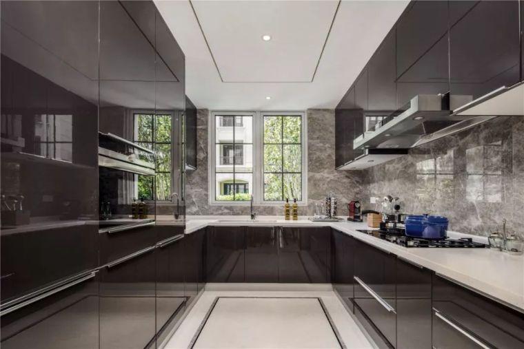 450㎡现代别墅设计,高贵与品质兼备!_9