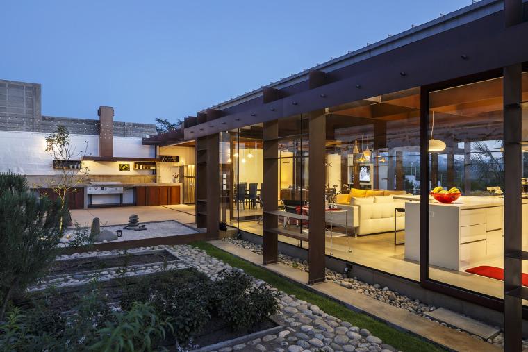 厄瓜多尔隐形边界的住宅-18