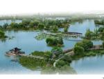 【江苏】三角嘴湿地公园景观规划设计