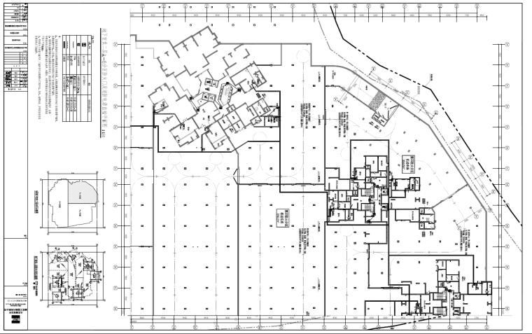 【佛山】时代水岸住宅项目全套电气图纸_5