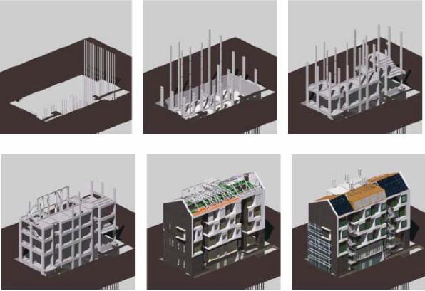 钢结构工程中的BIM技术研发与应用