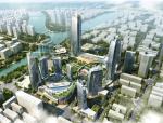 银泰宁波江东商务区商业楼建筑设计方案文本(地标性建筑)
