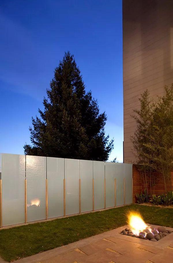 用心设计过的围墙,能让你家小院瞬间与众不同!_50