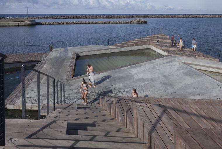 丹麦Hasle海滨浴场-9