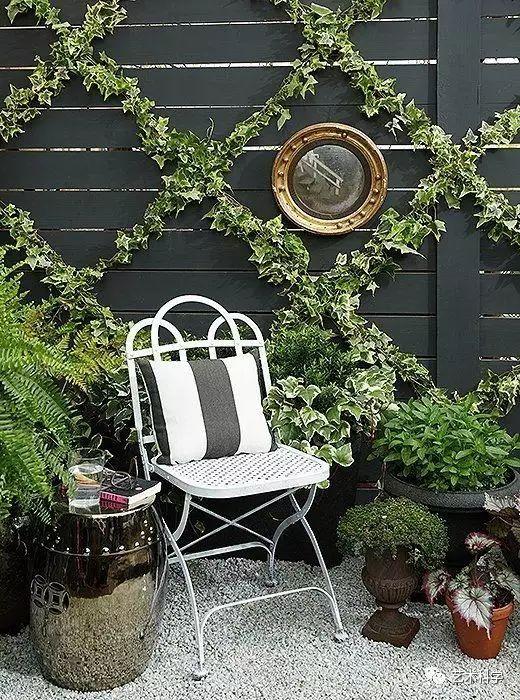 景观风水丨庭院围墙设计中的讲究_24