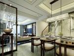 新古典餐厅3D模型下载