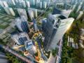 [广东]绿地独立住宅小区及甲级办公楼、商业中心建筑施工图