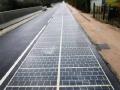 我国全球首条光伏公路:电动汽车边开边充电?问题随之而来......