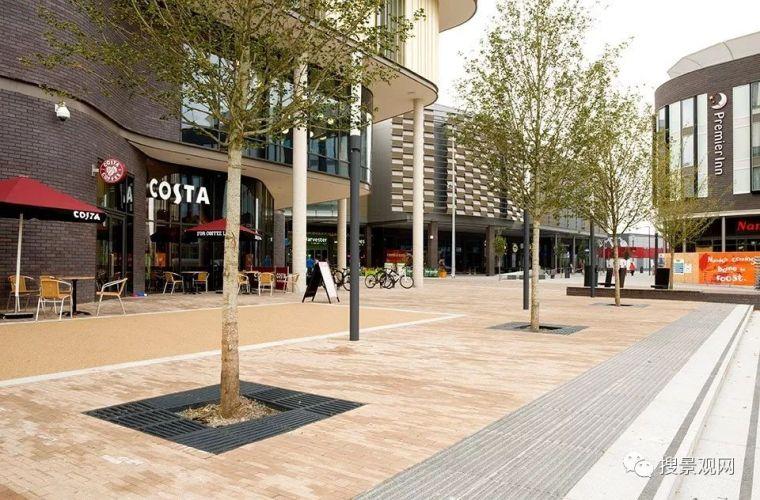 50例商业街景观设计案例