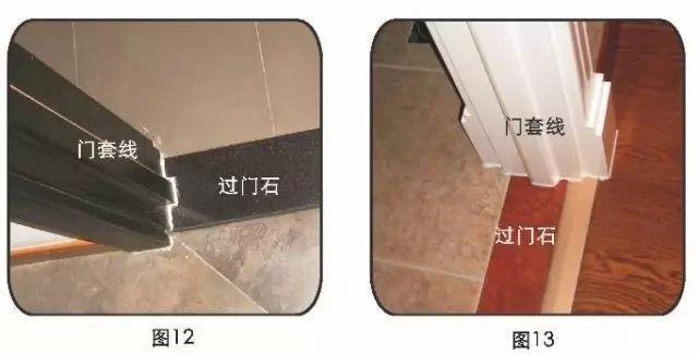 超选工艺:过门石安装施工工艺与验收