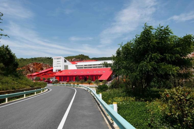 贵州大学城消防应急救援中心