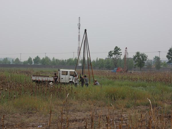 岩土工程基础地质勘探工作分析