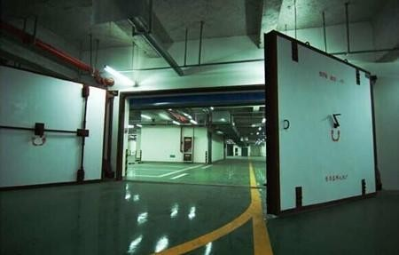 通风、防化管道敷设及附件安装