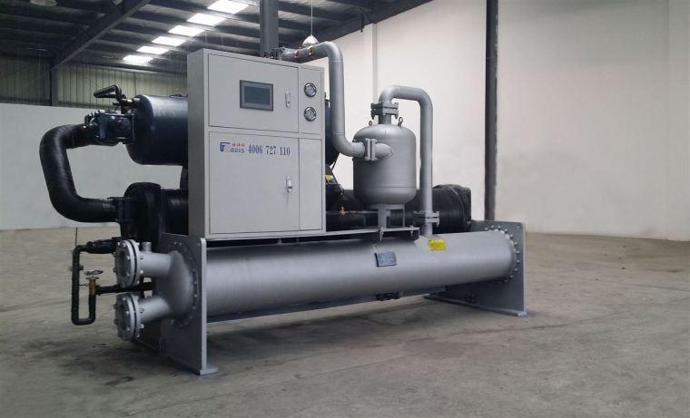 水冷冷水机(风冷冷水机)的设计选型及工程预决算
