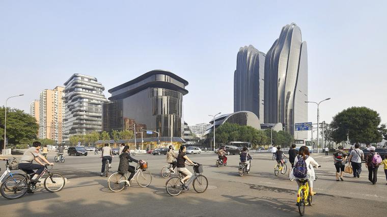 北京朝阳公园广场-5