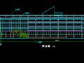 江苏某大学整体规划设计总图