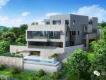 台湾的山地别墅建筑方案