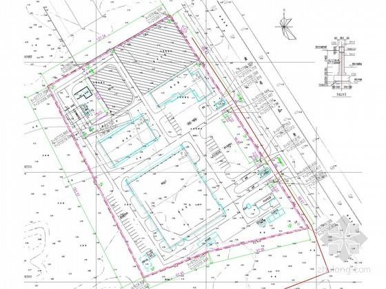 [山东]转运站电气施工图纸(甲级设计院)
