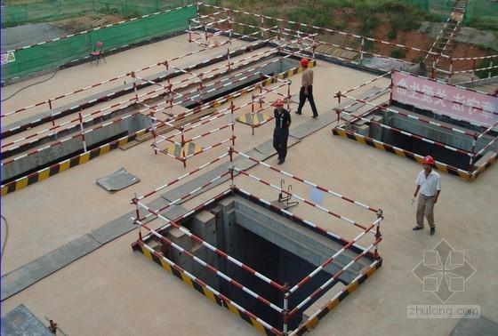 [辽宁]发电厂工程土建、安装施工组织设计(318页)