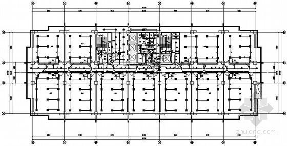 [邯郸]某二十层综合大楼全套电气施工图纸50张