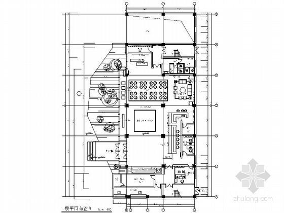 [沈阳]某经典售楼处办公室内装修图
