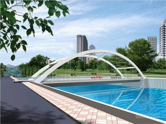 [河北]河道水景工程规划汇报设计方案(含两种设计方案)