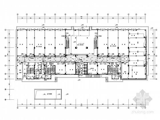 [辽宁]一类高层商业综合楼全套电气施工图纸