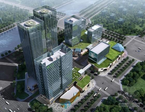 [郑州]城市综合体开发项目后评估报告(成本分析)