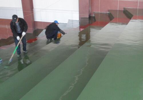 环氧地坪漆和聚氨酯地坪漆的区别