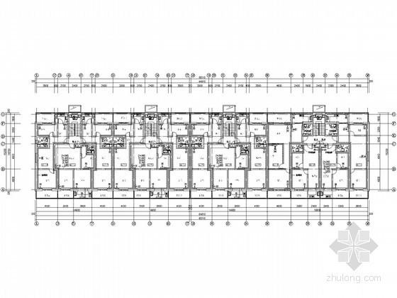 某多层住宅水暖设计施工图