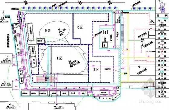 施工现场平面布置图及临设详图
