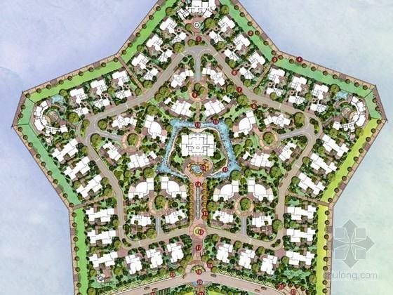 [迁安]别墅区景观方案设计