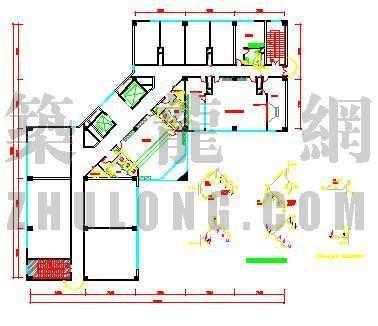 深圳市某办公大楼装修工程清单报价(图纸及招标文件)