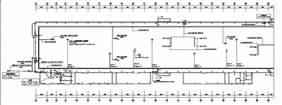 某道岔厂房动力照明电气施工图
