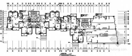 [洛阳]某高层住宅暖通空调施工图