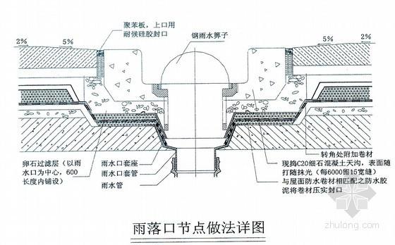 [湖北]框架结构先进制造综合大楼屋面工程施工方案
