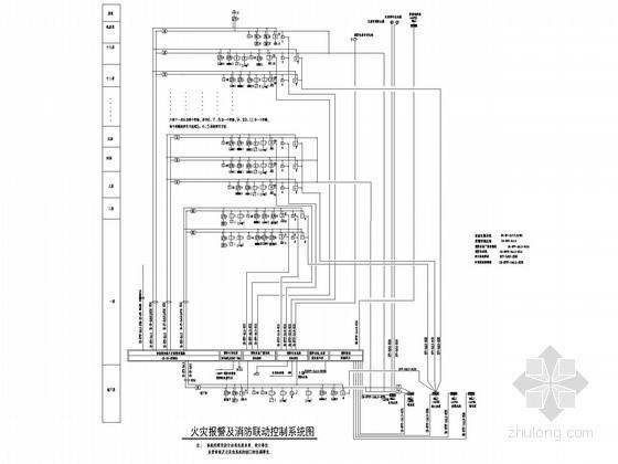 [四川]酒店宾馆弱电施工设计图