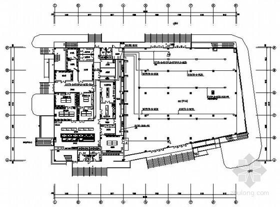 某校园弱电工程设计图纸