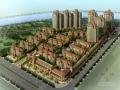 [徐州]某欧式风格小区规划及单体设计方案文本(含CAD)
