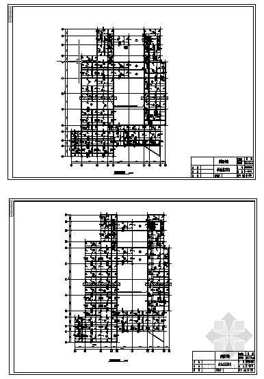 [学士]某高校图书馆结构设计