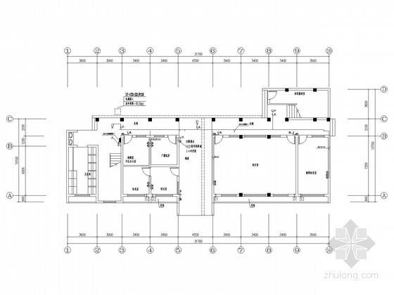 [湖南]幼儿园建筑智能化系统工程施工图(最新设计)