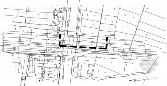 [宁波]某路全套顶管设计图及结构设计图