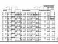 [深圳]某花园小区建筑单体施工图带效果图
