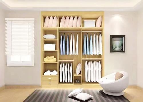 小户型房子衣柜装修必备,1%的人才懂的衣柜设计