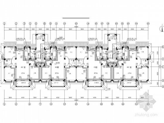 [山东]多层住宅小区采暖通风及防排烟系统设计施工图