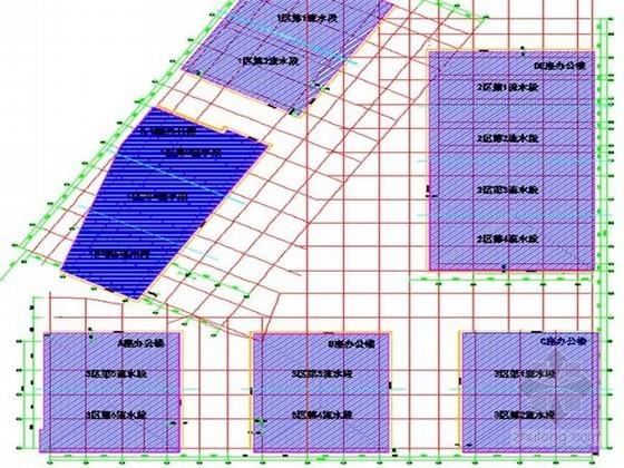 [北京]高层框剪结构综合楼钢筋工程施工方案