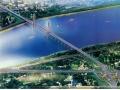 [地标建筑]双塔斜拉桥附属工程竣工图109张