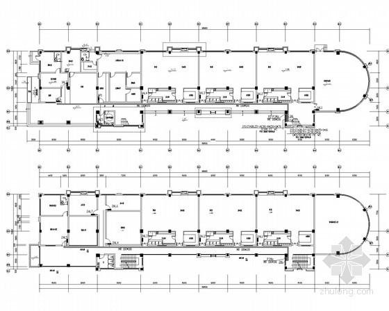[深圳]大型多栋商住楼全套电气施工图纸383张(含幼儿园设计)