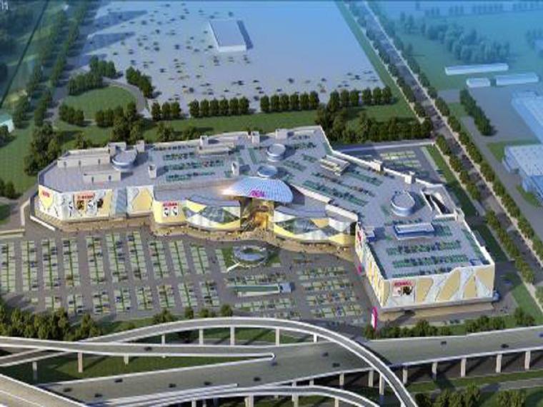 [烟台]框架结构商业广场施工组织设计(599页)