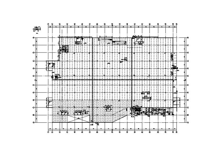 芜湖欧尚(超市区+汽车坡道)结构施工图